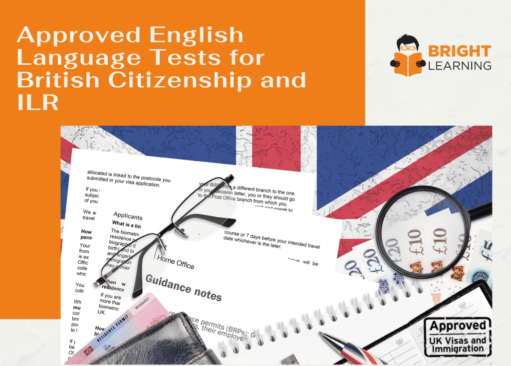 English Language Requirements for British Citizenship