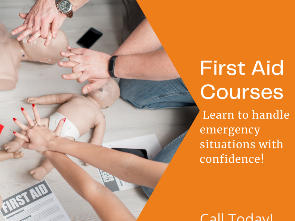 First Aid Courses in Liecester