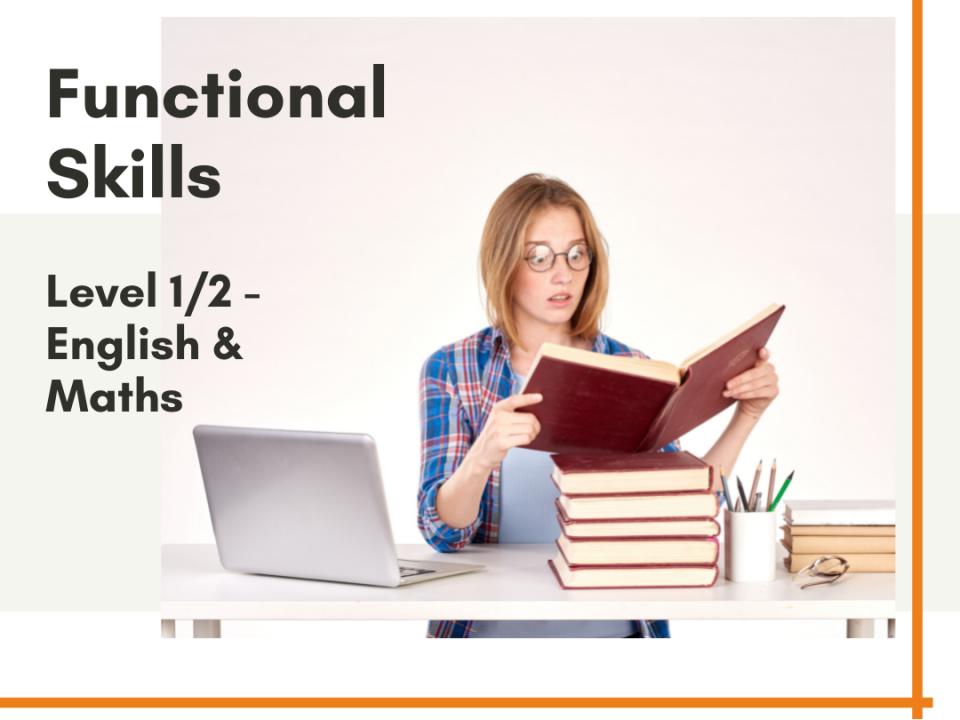 Functional Skills qualifications